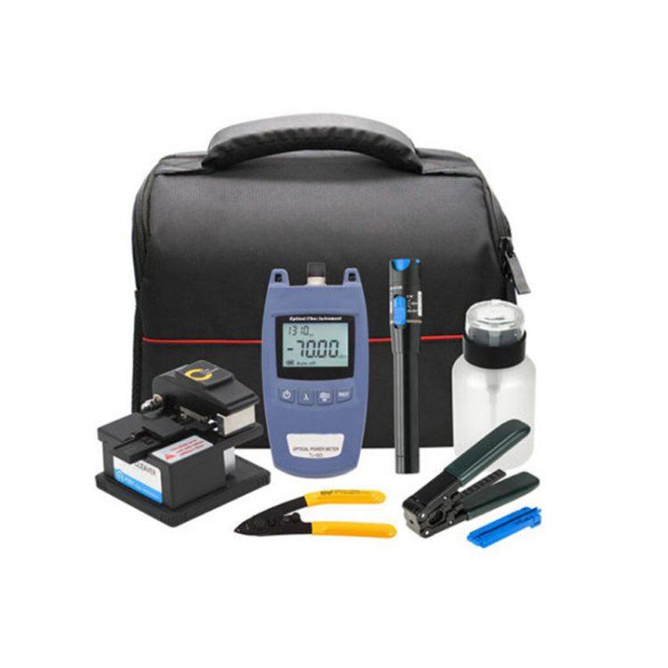 Kit de herramientas de conexión en frío de fibra óptica